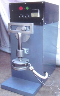 Aluminum Heat sealing machines