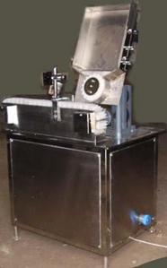 Ampoule feeding machine for Inkjet printer