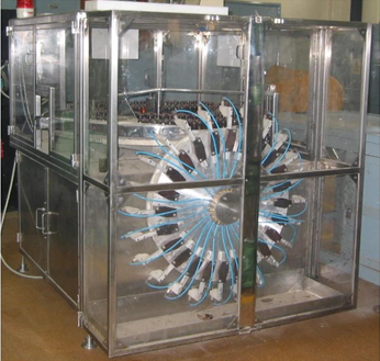 Automatic Air Blowing machine for Glass bottles