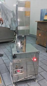 CAP TIGHTENER (Semi automatic type)