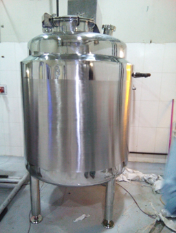 Manufacturing & Storage tanks